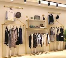 Tieyi магазин одежды демонстрационная полка настенная комбинация