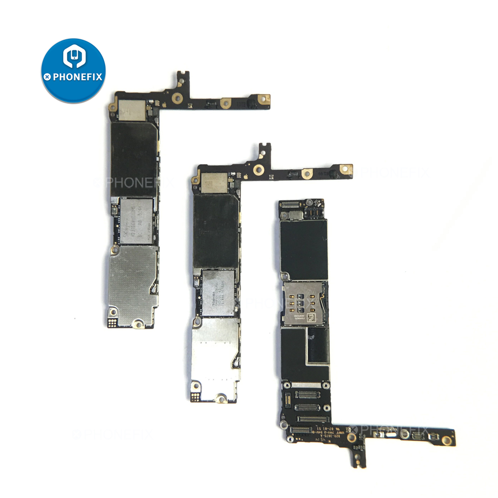 damaged logic board for iphone 6 6P 6S 6SP font b motherboard b font with NAND