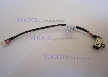 1 шт. 0JCDW3 разъем питания постоянного тока кабель подходит для Dell Inspiron 11 3147 серии ноутбук dc порт розетка