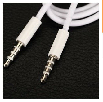 2015 new coming Jack 3 5mm Male to male Audio Extension Cable 1M Extended for iphone