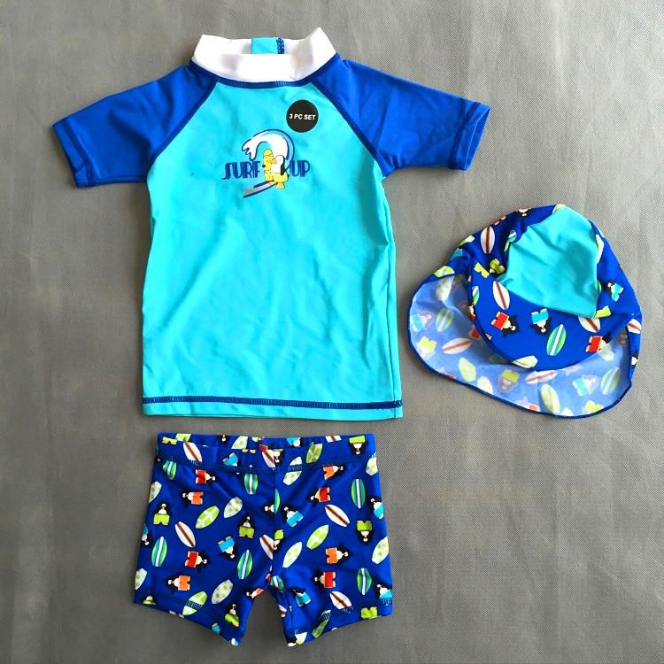 Australia : UV protective kids swimwear a must- CCQ