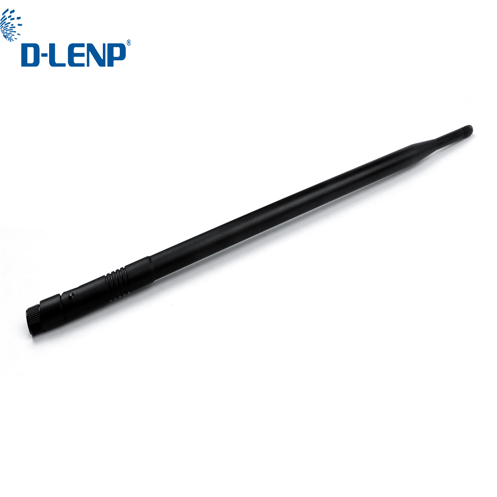 Dlenp 2.4G Antenna RP-SMA Dual Band 10dBi Gain Wireless WiFi Router Antennas 3G/5.8G Siganl Booster WiFi Wireless Routers