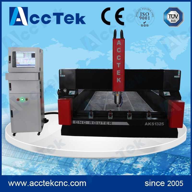 Cnc Stone Carving Machine 3d Cnc Stone Router AKS1325