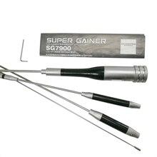 Diamant SG 7900 Dual Band Antenne 5.0dB (144 Mhz) 7.6dB (430 Mhz) 1.58M Mobiele Antenne 144/430Mhz SG7900