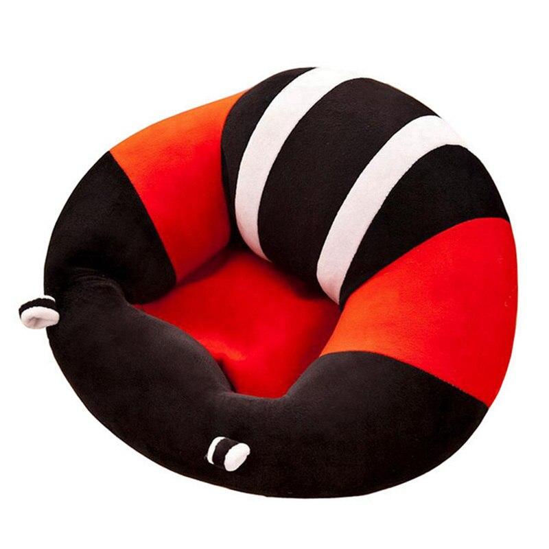 где купить 2017 Cute Soft Baby Seats Sofa Blanket Cushion Baby Learning Toy Sit Chair PP cotton Support Baby Seat baby toddler sitting J2 по лучшей цене