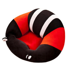 2018 Cute Soft Baby Seats Sofa Blanket Cushion Baby Learning Toy Sit Chair  PP Cotton Support Baby Seat Baby Toddler Sitting J2