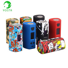 Yeni E-sigaralar Mod Yosta Livepor 200 w Kutusu Mod Marş Buharlaştırıcı Mod VW/MECH/TC- tc-ni/Tc-ti/TC-SS/TCR Modu Vape Çift Pil...