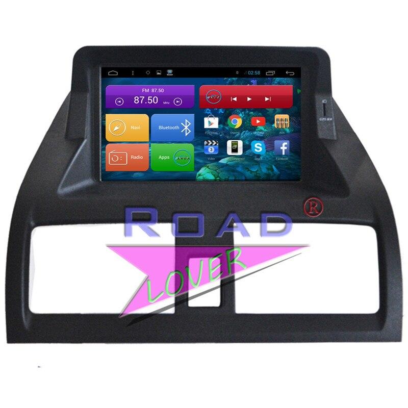 Roadlover Android 6.0 2G + 16 GB Voiture Lecteur de L'unité de Tête Pour Honda Accord 7 2004-2007 Stéréo GPS Navigation 2Din Magnitol Radio PAS DVD