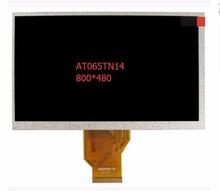 6.5 pulgadas polegada AT065TN14 pantalla TFT LCD digital de 20000938 30 800*480 (RGB) dimensiones 155*89.5 Espesor de 5 m
