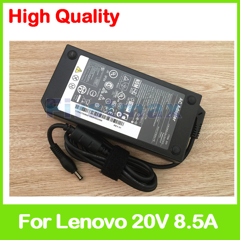 все цены на 20V 8.5A 170W laptop ac adapter charger for Lenovo IdeaPad Y410P Y500 Y500N Y510P Y560 0A36227 45N0113 онлайн