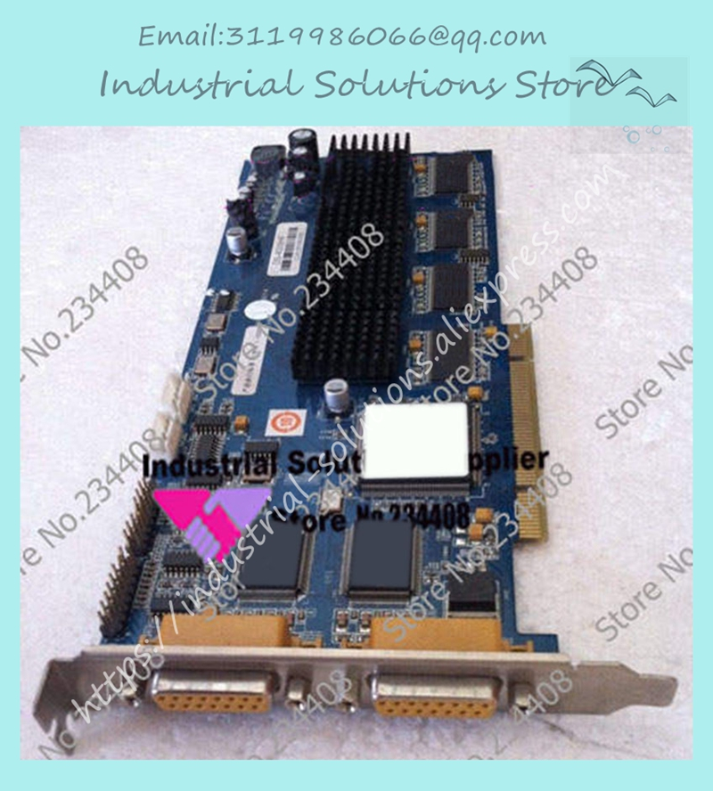 DS-4008HF video card collection card monitoring card 100% tested perfect quality купить в Москве 2019