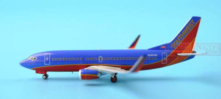 GJSWA1471 GeminiJets USA Southwest Airlines 1:400 B737-300WL commercial jetliners plane model hobby gjcca1366 b777 300er china international aviation b 2086 1 400 geminijets commercial jetliners plane model hobby