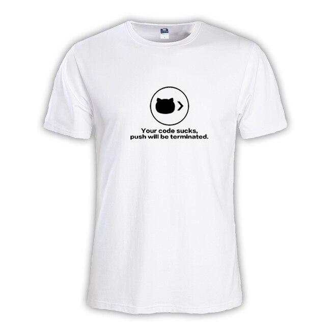 2018 Летняя мода ваш код сосет для мужские футболки для мальчиков мастер NERD freak хакер pc gamer программиста систем мужской футболка большие разме...