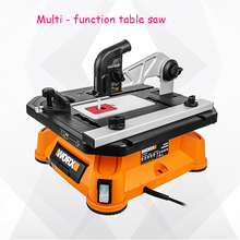 Electric Table Saw Jigsaw With 5 Blades Portable Jig Saw Woodworking Cutting Saw WX572 Woodworking Machinery