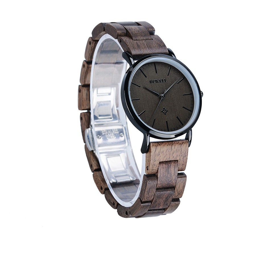 black-wood-watches
