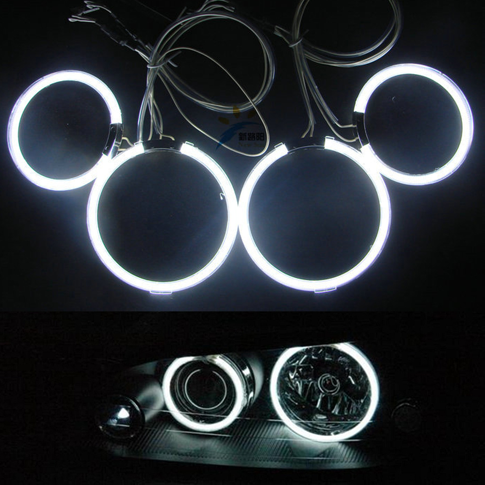 100% OEM factory supply CCFL Angel Eyes Halo Ring automotive parts for Ford TERRIA