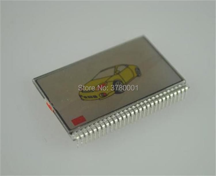 Wholesale M7 LCD Display For Russian 2 Way Car Alarm System Scher-Khan Magicar 7 Key Fob Scher Khan M7 Lcd Remote Control Key