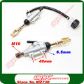 ATV Quad Dirt Pit Bike Motorcycle parts Rear Foot Disc Brake Master Cylinder Pump With Brake Oil Pump Cup
