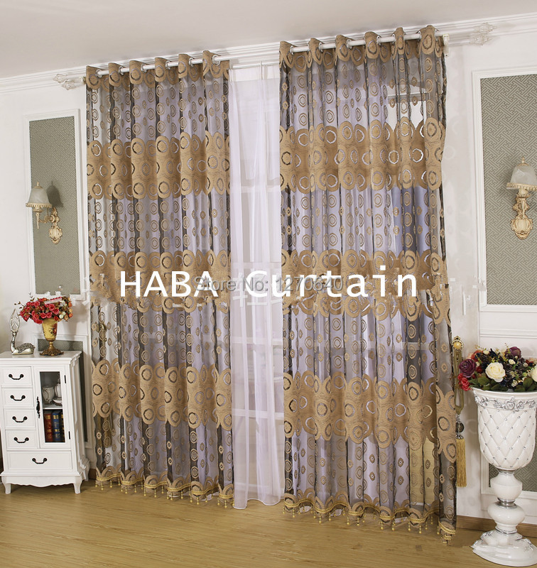 2color Beautiful Curtain Design Ideas Tulle Voile Window Curtains And D Lique Sheer Cool For Living Room Bedroom In From Home