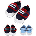 2016 Hot Sale Toddler First Walkers Baby Shoes Round Toe Flats Soft Slippers Shoes