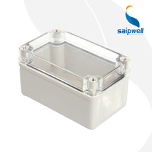 DS-AT-0813  80*130*70mm 2014 Newest Large IP66 ABS Waterproof  Switch Box IP66  (Screw Open -Close Type)