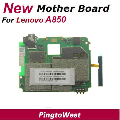 Detail Feedback Questions about Original New Lenovo A850 Main Board
