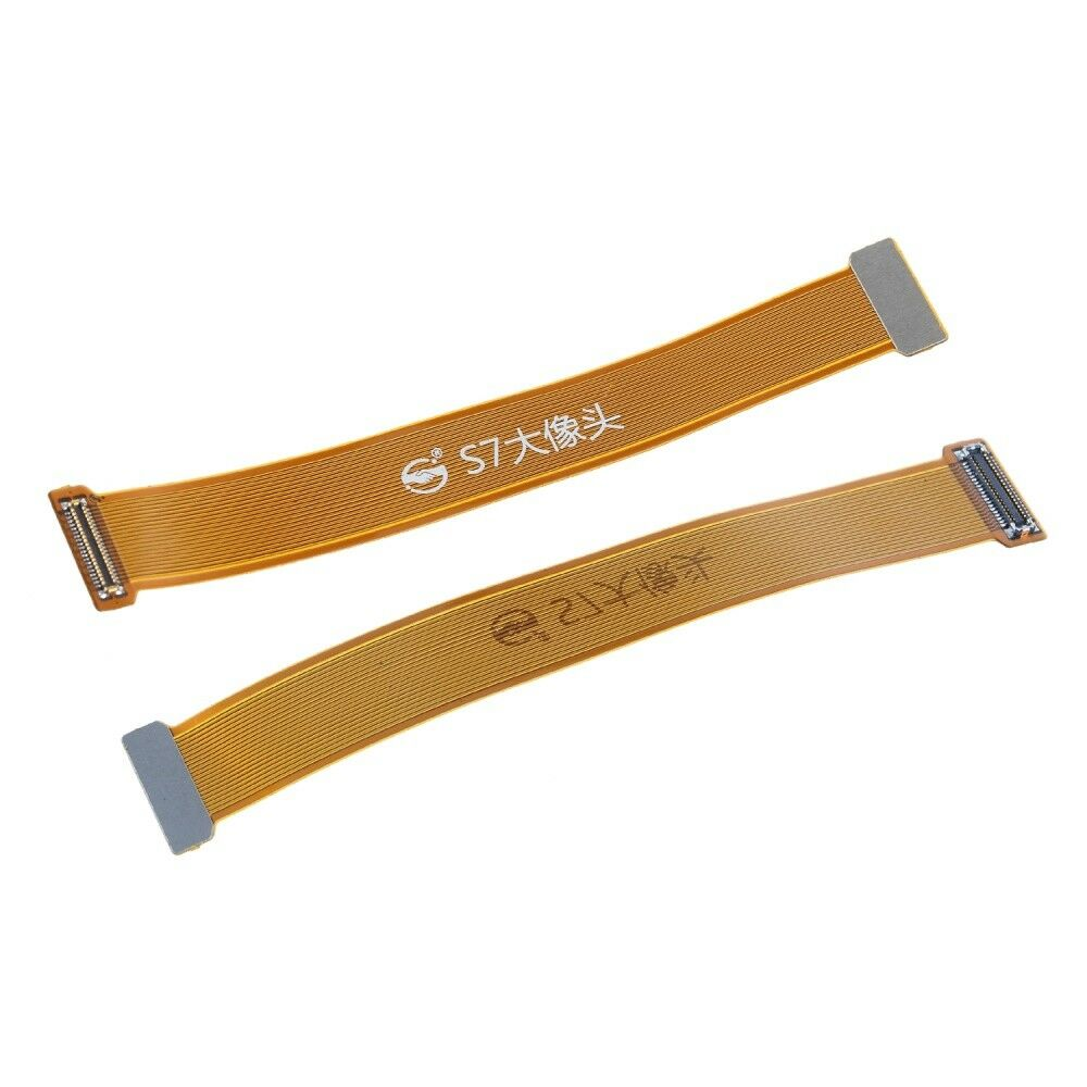 For Samsung Galaxy S7 SM-G930/Galaxy S7 Edge SM-G935 Rear Back Facing Big Camera Testing Flex Cable