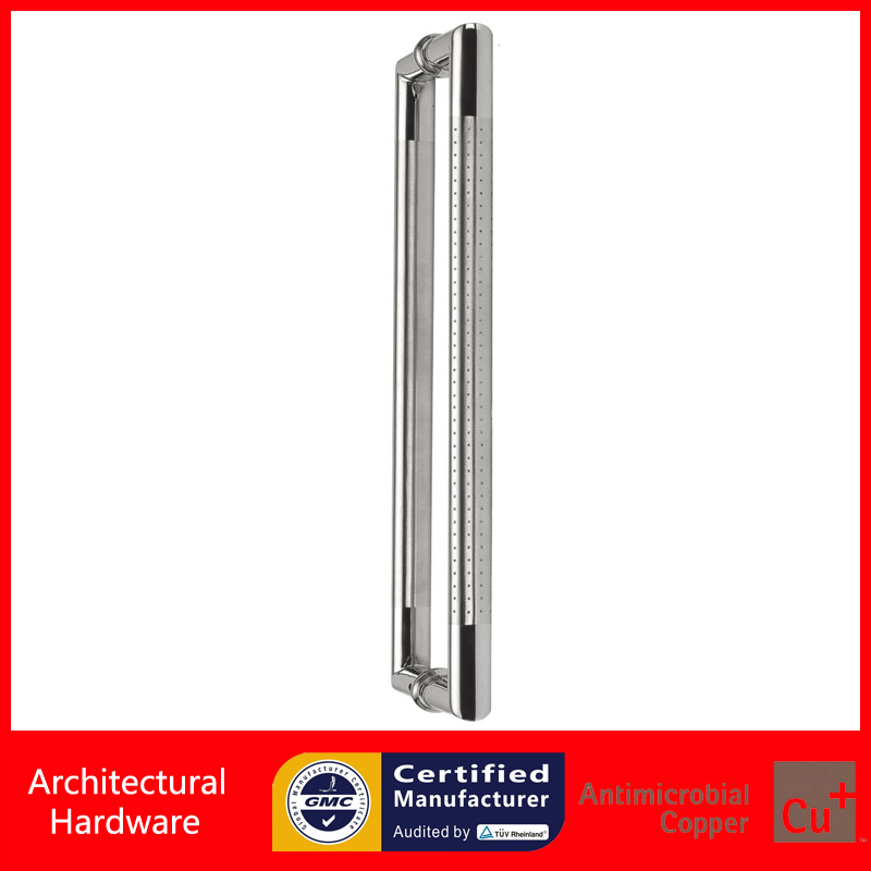 Free Shipping Entrance Door Pull Handle Made Of 304 Stainless Steel Polish and Brushed For Entry/Front Doors PA-150-26*36*600mm цена