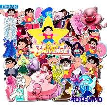 50pcs Animation Cartoon TV Steven Universe Stickers  for Children Mobile Phone Laptop Guitar Skateboard Bike