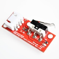WeiKdez 50pcs/lot Endstop Mechanical Limit Switches Switch for RAMPS 1.4