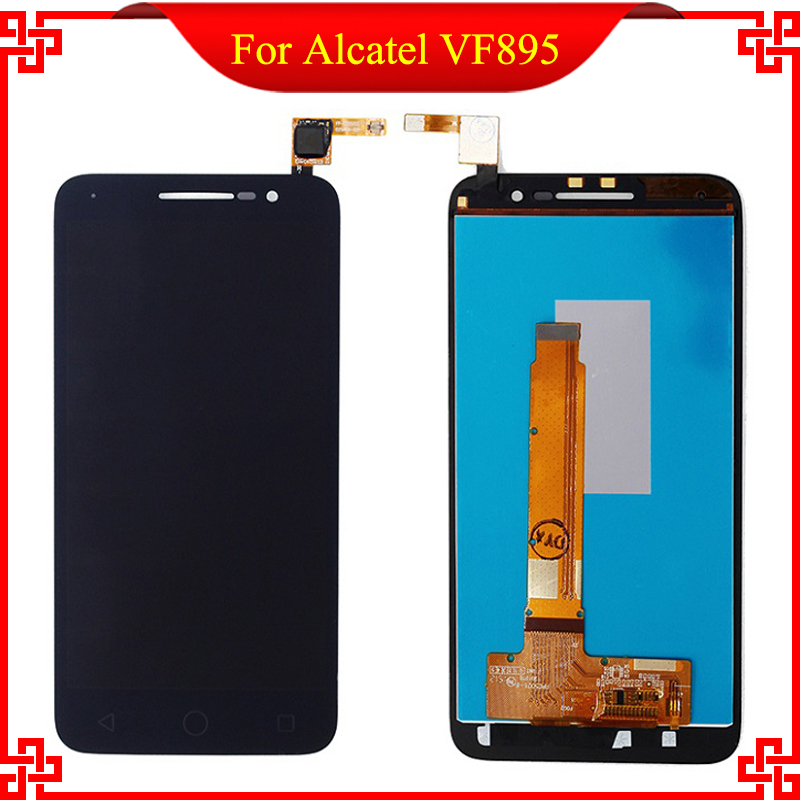 New Original Quality LCD Display For Alcatel VF895N With Touch Screen For Alcatel Vodafone smart prime