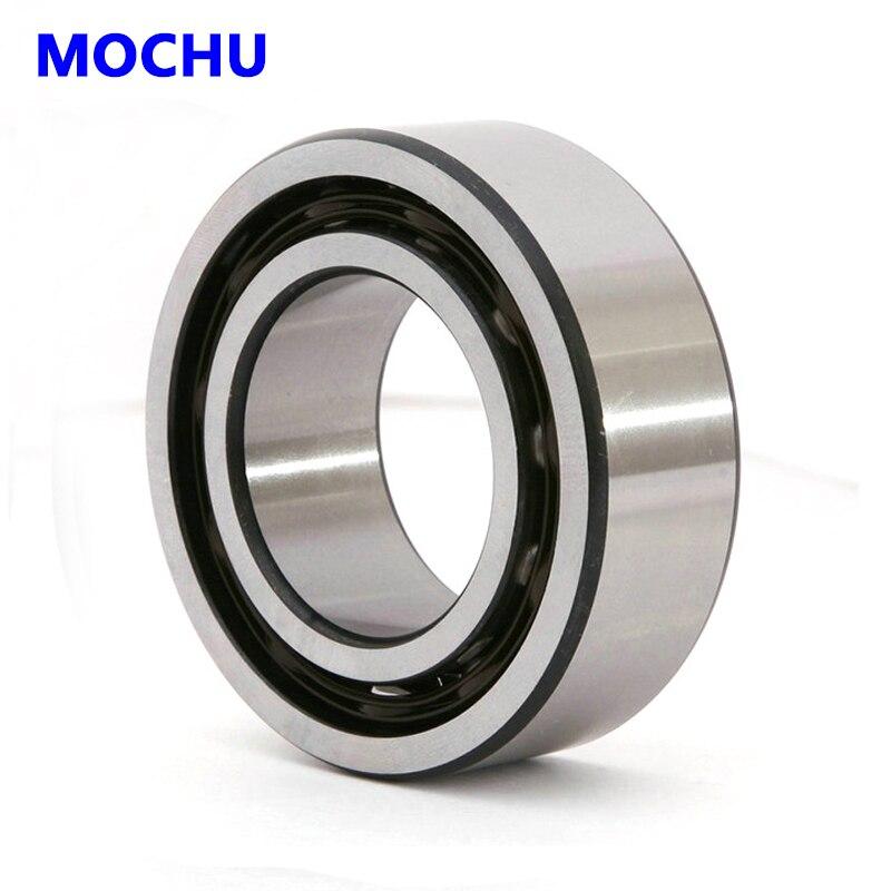 1PCS  3200ATN9 10x30x14.3 3200 3200A 5200 3200-B-TVH 3056200 3200B Double Row Angular Contact Ball Bearings  MOCHU Bearing