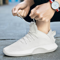 2019 Breathable Men Sneakers Casual Fashion Men Shoes Casual Spring Simple and Comfortable Men White Shoes Brand HH 684