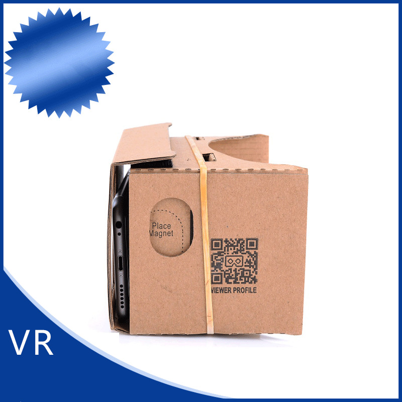 cdragon vr glasses cardboard support 6 inches phone free shipping in