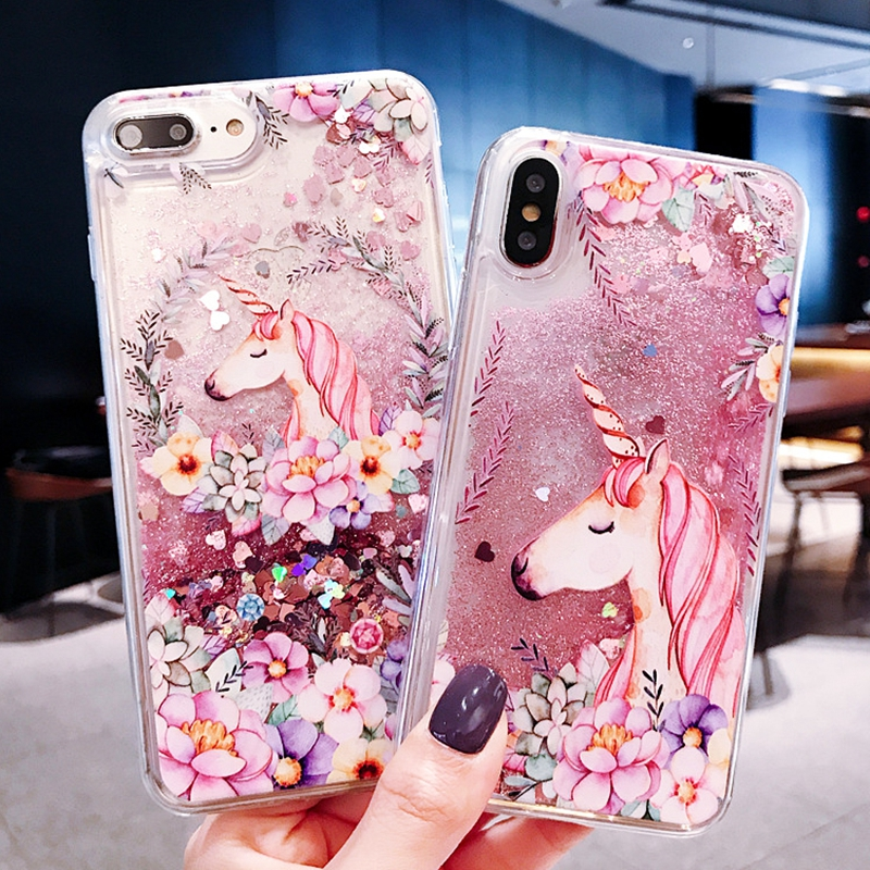 For Xiaomi Mi6 Mi6 Plus Mi Max 2 Mi5s Plus Phone Case Cover Dynamic Liquid Glitter Sand Soft Tpu Silicone Cover Sophisticated Technologies Phone Bags & Cases Rhinestone Cases