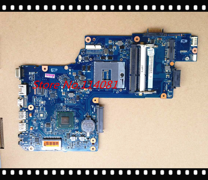H000050950 For toshiba Satellite C850 L850 HM70 laptop motherboard Physical pictures free shipping