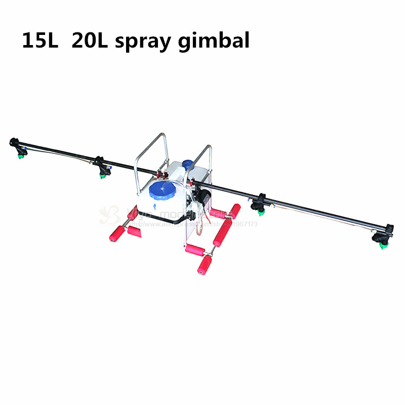 15L  20L the DIY Pesticide spraying system sprayer Spray Aluminum Alloy for Agricultural multi-rotor drone agricultural drone frame kit pesticide spraying drone x4 10 carbon fiber 10kg spraying uav sprayer for new gernaration farmers