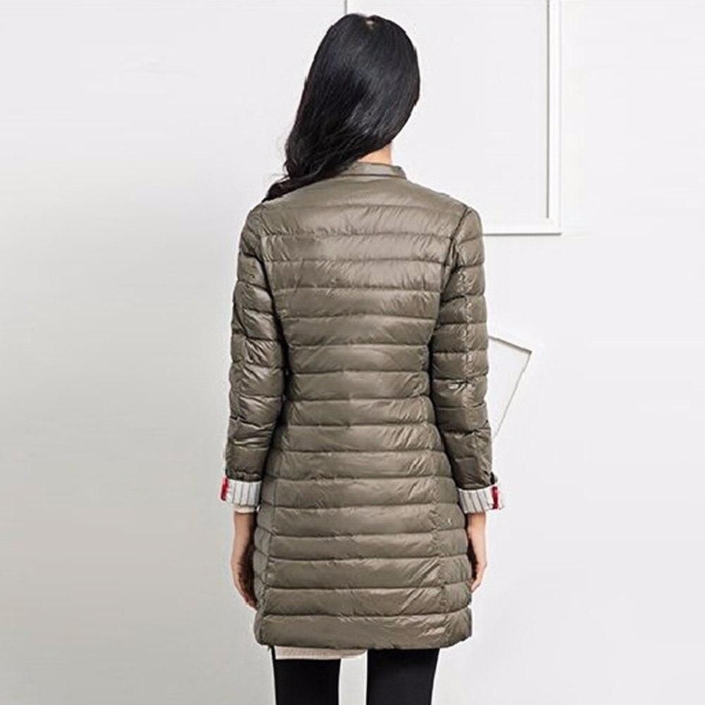 Aufrichtig Winter Frauen Ultra Licht Unten Jacke Frauen 90% Ente Unten Langarm Jacken Schlank Warme Mantel Mit Kapuze Parka Weibliche Herbst Outwear Basic Jacken