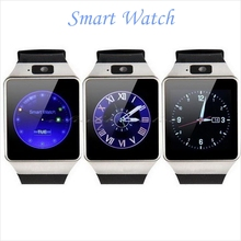 Fashion Smart Watch Original DZ09 with Camera Wrist Watch Supports Bluetooth SIM Card Smartwatch for Apple IOS and Android Phone