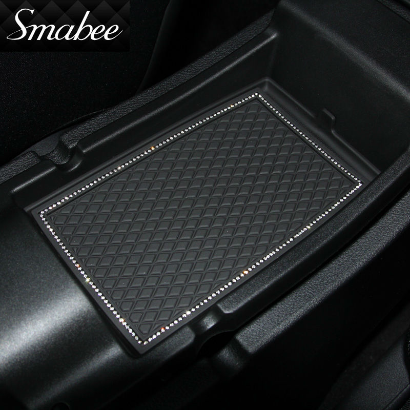 Smabee car Door groove mat para 2011-2015 jaguar xf Posavasos - Accesorios de interior de coche - foto 1