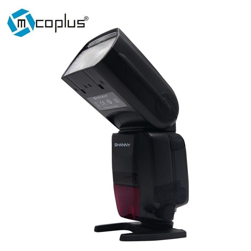 SHANNY SN600N i-TTL HSS 1/8000 s Flash Speedlite per Nikon D7200 D7100 D7000 D5300 D5200 D5100 D5000 D750 D5500 D600 SLR fotocamera