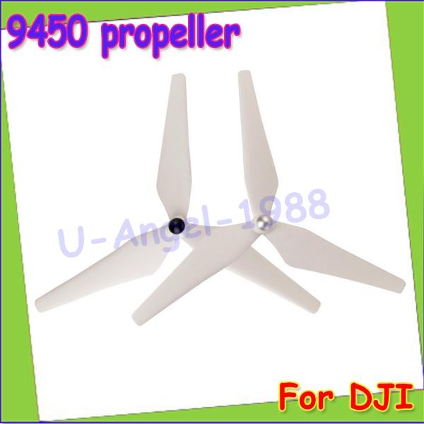 4pcs/lot High Performance 9450 3-Blade CW/CCW Propeller for Phantom 2 Vision+ FC40 Quadcopter (2 pair)