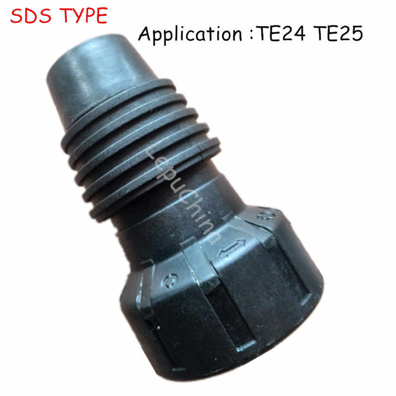 New Drill Chuck Adapter Black Parts Accessories Drill Chucks For Hilti