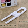 Cabinet Door Drawers Refrigerator Toilet Safety Plastic Lock For Child Kid Baby safety 1pcs