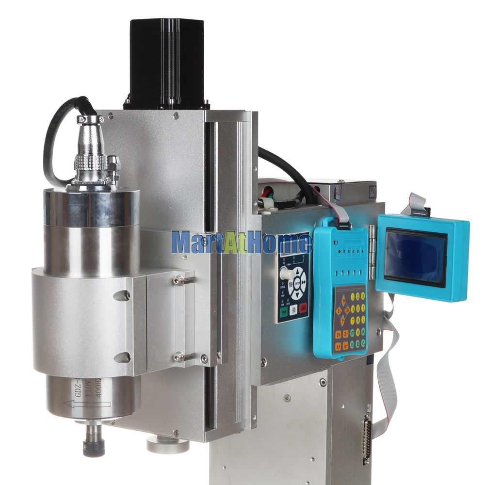 Tabla de máquina de enrutador de grabado CNC de alta precisión - Maquinaría para carpintería - foto 3