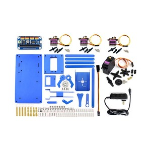 Image 2 - Kit bras Robot métal 4 dof Waveshare pour micro: bit, Bluetooth