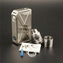 100% Original Tesla Invader 3 Invader III 240W Starter Kit Invader 3 Vaporizer kit for 510 Thread Electronic Cigarette kits