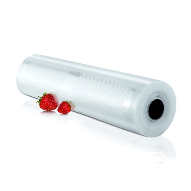 Vacuum Food Sealer Rolls PE Food Grade Membranes Keep Fresh Vacuum Storage Bags Wrapper Film Foodsaver Rolling