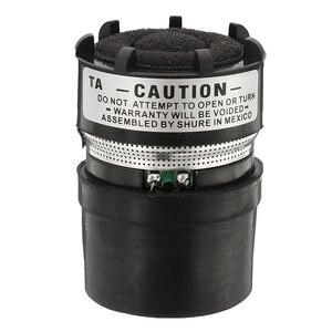 Картридж для микрофона LEORY, динамический микрофон, капсула для Shure, проводной беспроводной микрофон для ремонта
