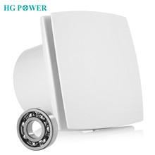 6inch Silent Toilet Exhaust Fan Home Bathroom Kitchen Toilet Fan Extractor Air Ventilation Low Noise Ventilator Wall Mounted Fan цена и фото